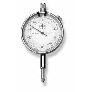 Indikaator-kell 621 0-10/0,01mm, Scala
