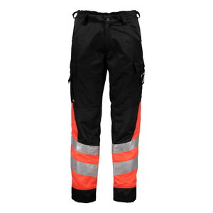 Worktrousers  6220 neon red/black 46, Dimex