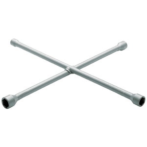 Four-way wheel wrench 28CU, Gedore