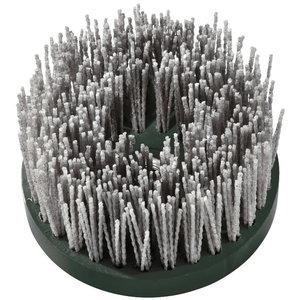 Plastik harjastega tald 130mm / P80. PE 12-175, Metabo