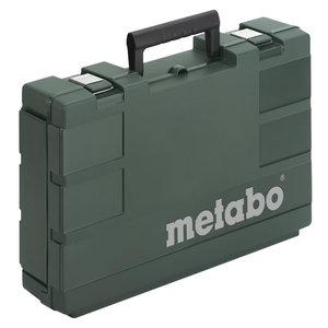 Plastkohver nurklihvijale kuni 125 mm, MC 20 WS, Metabo