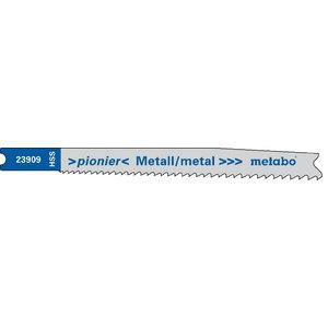 """Figūrzāģa asmeņi 2,0/74 mm, BiM """"Pionier"""", 5 gab., Metabo"""