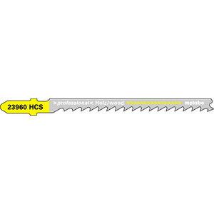 Tikksaetera puidule 4/74 mm, HCS - 5tk, Metabo