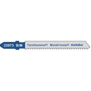 полотно для лобзиковой пилы, универсальное 2,5/50 BiM 5шт., METABO