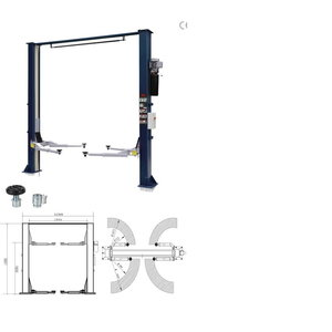 2-column lift el.hydraulic, Best