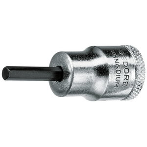 sisekuuskantpadrun 3/8 5mm L47mm IN30, Gedore