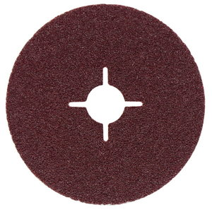Fiber disc 125mm P80, , Metabo