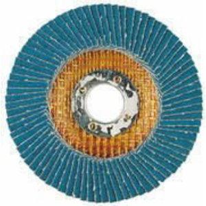 Lamelu slīpdisks 125 mm, P60, Metabo