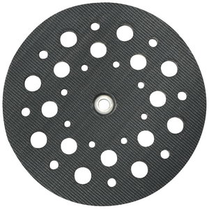Multihole base plate 125mm for SXE orbital sander, Metabo