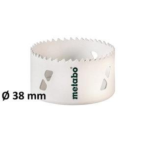 Caurumu zāģis (HSS-Bi-Metall), 38mm, Metabo