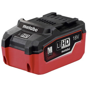 Battery 18V / 5,5 Ah LiHD, Metabo
