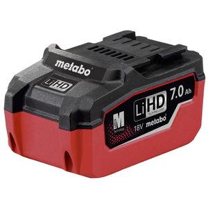 Akumuliatorius 18 V 7,0 Ah LiHD, Metabo