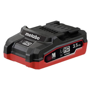 Akumulators 18V / 3,5 Ah LiHD, Metabo