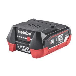 Battery 12V / 4,0 Ah LiHD, Metabo