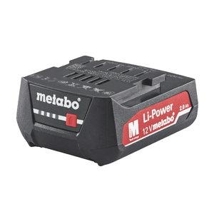 Aku 12V / 2,0 Ah, Li - Power, Metabo