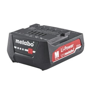 Aku 12V / 2,0 Ah, Li - Power, Metabo