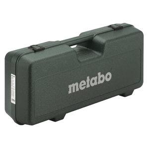 Plastmasas kaste 180 un 230 mm leņķa slīpmašīnām, Metabo