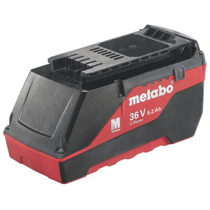 Battery 36V / 5,2 Ah Li-ion, Metabo