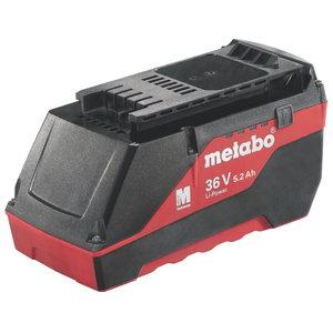 Battery 36V / 5,2 Ah Li-ion, Metabo