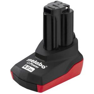 Battery pack 10,8 V,  4,0 Ah, LI-Powe, Metabo