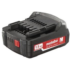 Akumuliatorius 14,4V 1,5 Ah, Li Power Compact, Metabo