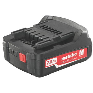 Akumuliatorius 14,4V  2,0 Ah Li- ion Power Compact, Metabo
