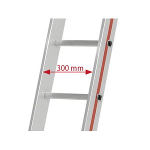 Rope operated ladder 3x18 steps 5,30/12,30m 6261, Hymer