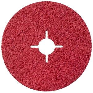 Šķiedras disk 125mm, P80, Metabo