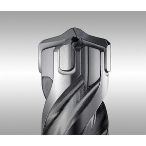 Grąžtas SDS-Plus pro 4 premium, 6,0x110 mm, Metabo