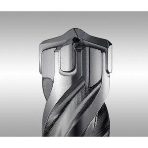 Grąžtas SDS-Plus pro 4 premium, 6,5x160 mm, Metabo