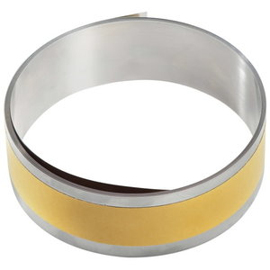 Stainless steel adhesive tape 2500x40x1,5, Metabo