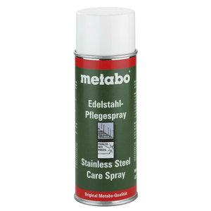 Puhastusaine roostevabale terasele, INOX spray, Metabo