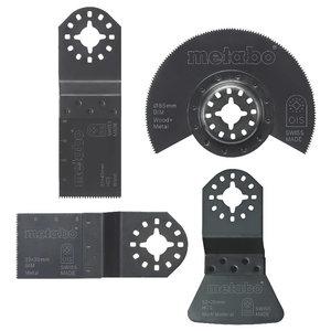 Multifunkcinio įrankio MT 18 LTX  priedų rinkinys, Metabo