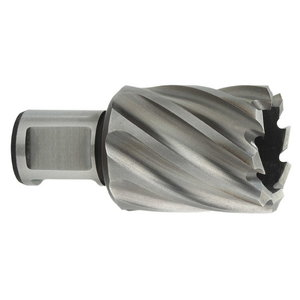 HSS core drill 21x30 mm, Metabo