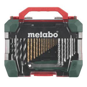 Urbju/aksesuāru komplekts, 55 gab., Metabo