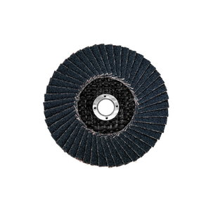 Flap discs 76/10mm P60 F-ZK, Metabo
