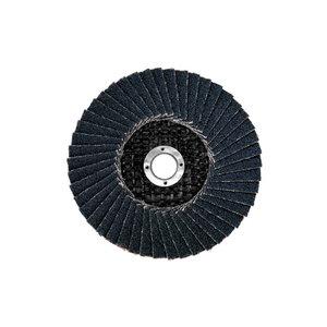 Flap discs 76/10mm P60 F-ZK, Metabo