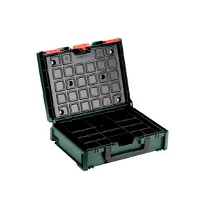 Lagaminas MetaBOX 118 Organizer  (396 x 296 x 118 mm), Metabo