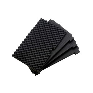 Foam insert, 4 pieces for metaBOX 145, 496 x 296 mm, Metabo
