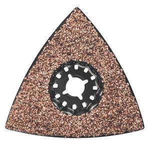 Multitööriistatera 78 mm, kolmnurk, raspel, Metabo