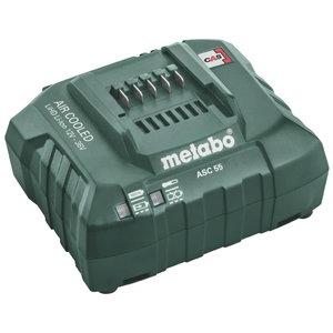 Аккумуляторная зарядка ASC 30-36 V EU, METABO