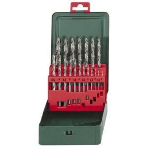 Metallipuuride kmpl 19  Pack , 1-10  мм HSS-G, METABO