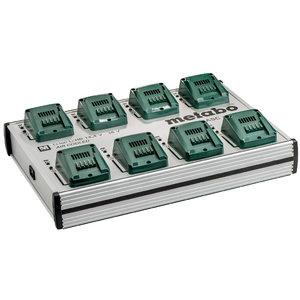 Akumulatora lādētājs ASC Multi 8, 14.4-36 V, Metabo
