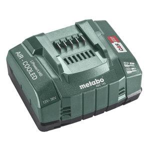 Akumulatora lādētājs ASC145 12-36 V, Aircooled, Metabo