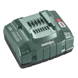 Kiirlaadija ASC145 12-36 V, Aircooled, Metabo