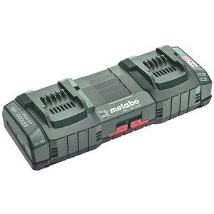 Dual port charger ASC 145 12-36 V + 2xUSB
