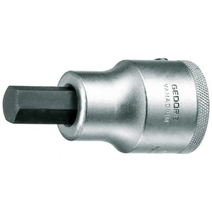 Sisekuuskantpadrun 3/4 14mm L80mm IN32, Gedore
