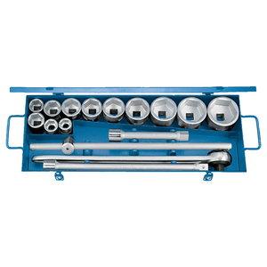 Socket set 3/4´´ 32 FMU-2, Gedore