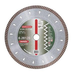 Teemant lõikeketas 125x22,23 mm, professional, UP-T