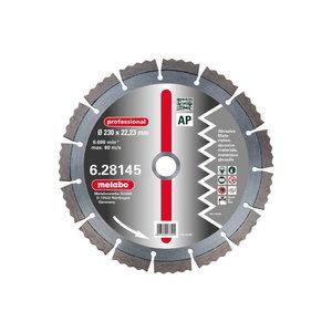 Deimantinis  pjovimo diskas  125x22,23 mm, professional, AP, Metabo